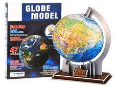 3D Puzzle globus