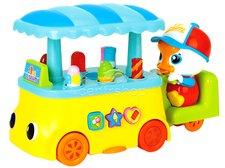 Interaktivní zmrzlinový vůz