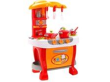 Kuchyňka dětská oranžová