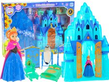 Zámek princezny Ledové království
