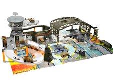 Army set - velká vojenská základna
