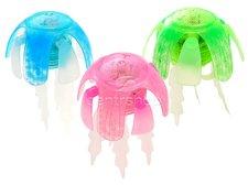 Svítící robo medůza